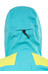 Cube AM Regenjacke Herren blue'n'lime